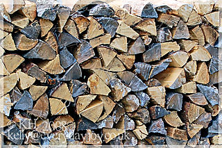 Blog woodpile