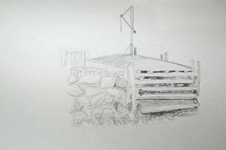 Dock drawing