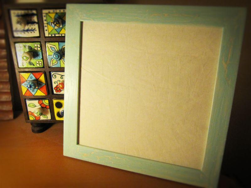 Blog frame