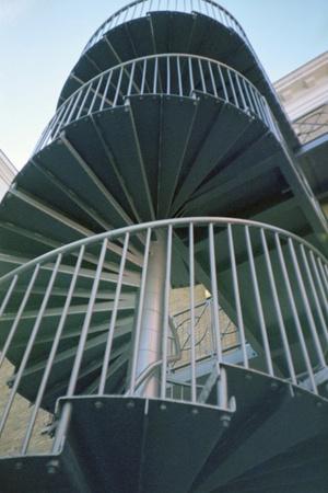 LomoLondon spiral staircase